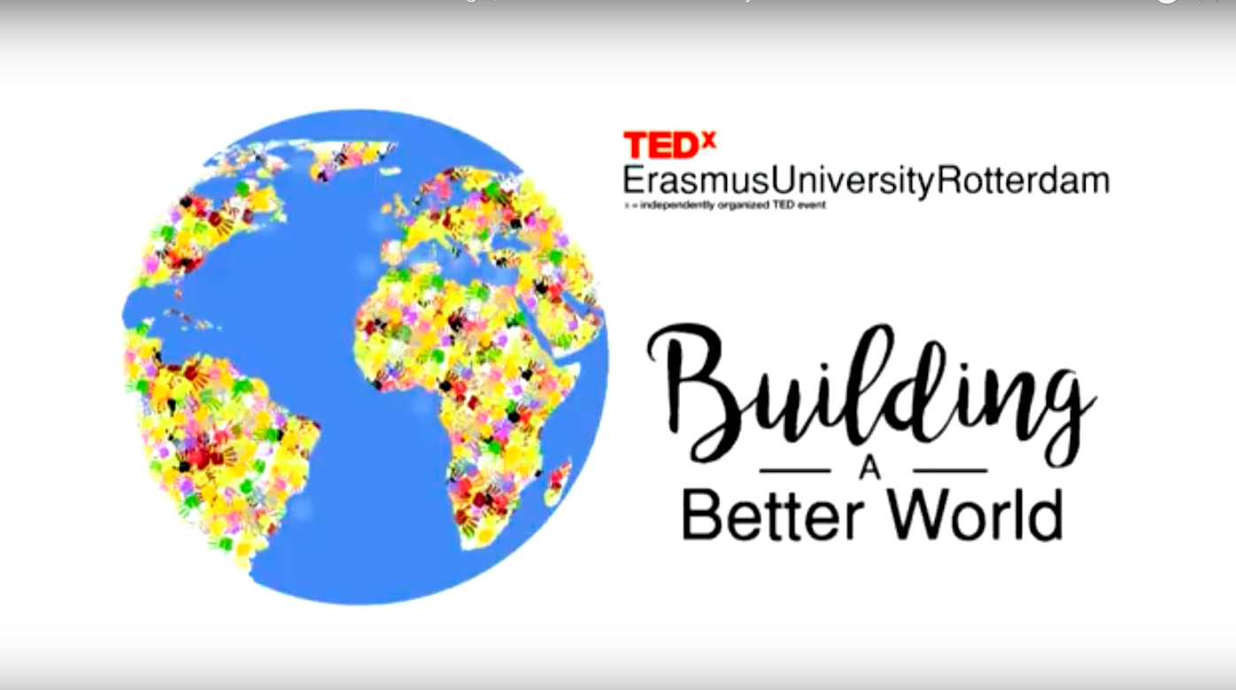 Bamboo To Save The World TEDX Talk